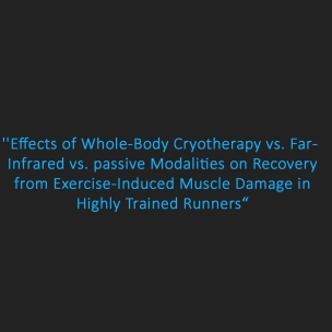 Exercise recovery WBC