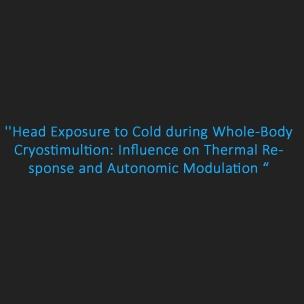 head exposure cryostimulation