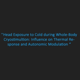 head exposure cryostimulation