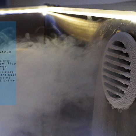 Superior Cryovapor Delivery System: Only unit to feature: Continual Cryo-Vapor Flow (CCF) technology. 5 directional & anatomically positioned vents provide a continual flow of hyper cooled Cryo-vapor for the entire body.